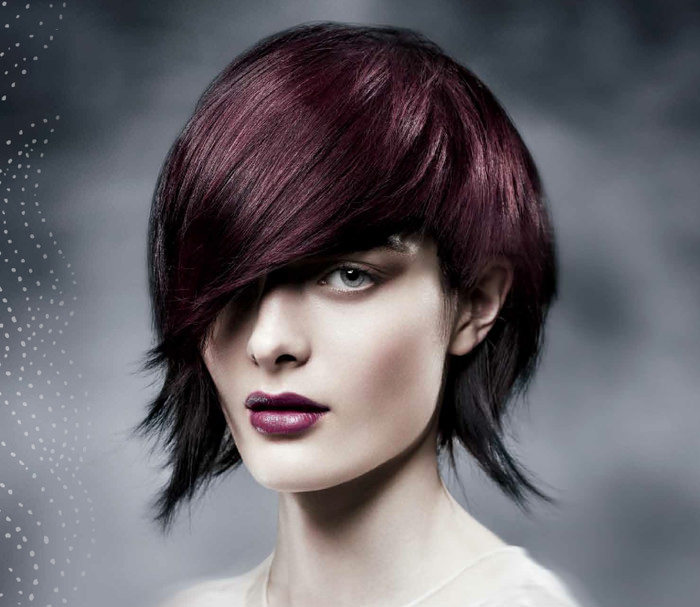 Aveda Red Violet Hair Color