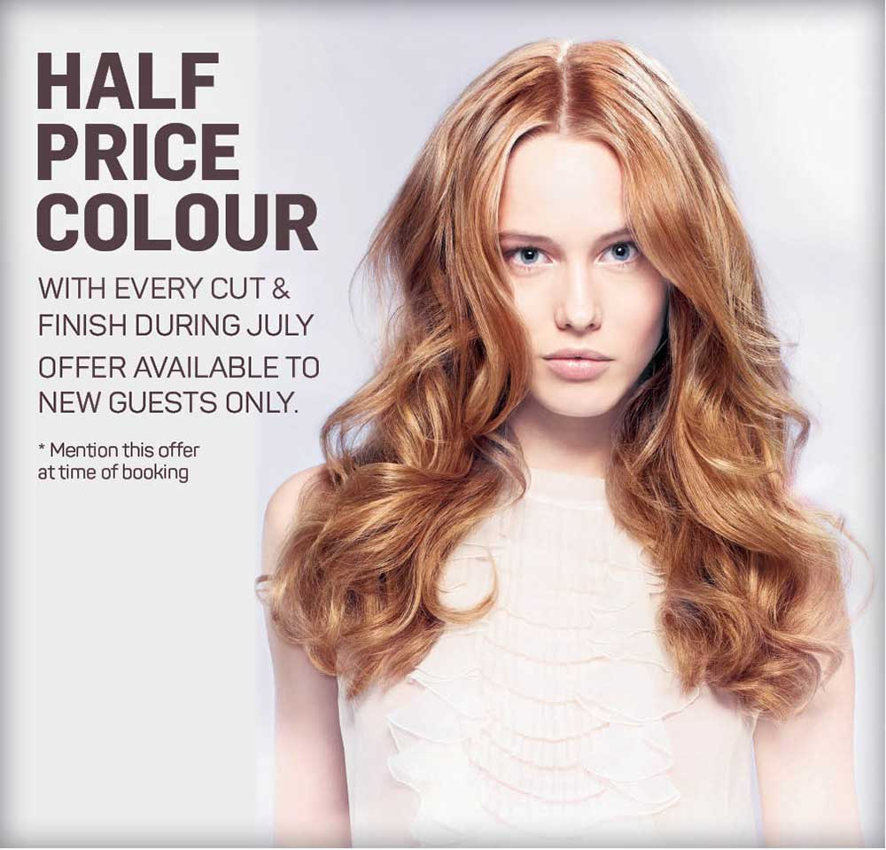 New Client Offer at Partners Hair & Beauty Salon in Dundee