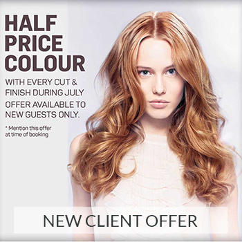 New Client Offer: HALF PRICE Colour