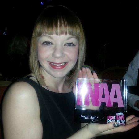 WINNER – Best Hair Stylist 2013 – Scottish Hair and Beauty Awards