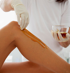 Waxing – Professional Hair Removal