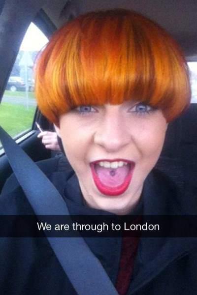 Wella Xposure Competiton 2014 Partners Hair Salon Dundee