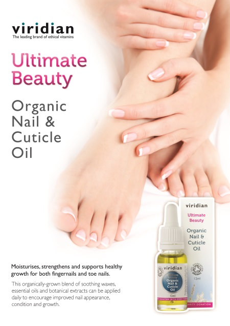 057 - Nail & Cuticle Oil