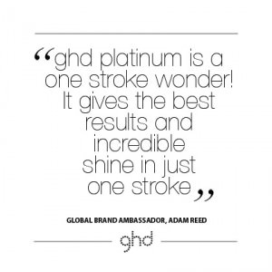 ghd platinum dundee, new ghd styler 2015