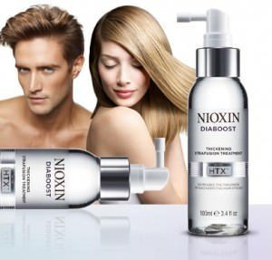 Nioxin thinning hair