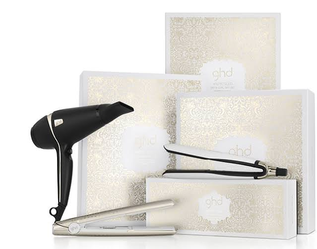 NEW Limited Edition GHD Arctic Gold Range