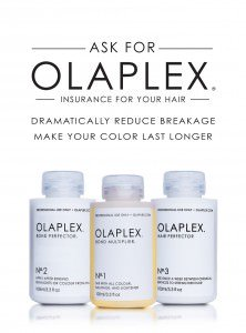 OLAPLEX hair treatments dundee