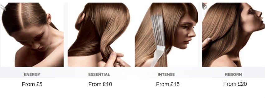 Luxury Hair Treatments for Summer