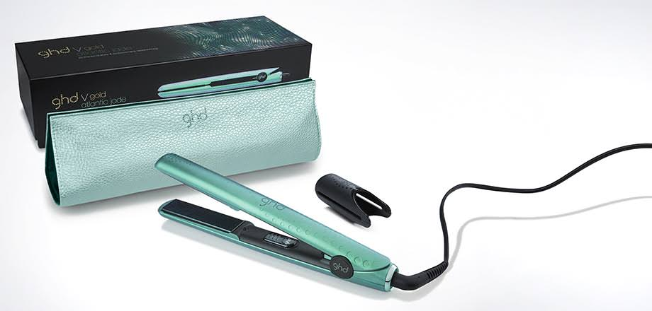 ghd azores collection at partners hair and beauty salon in dundee