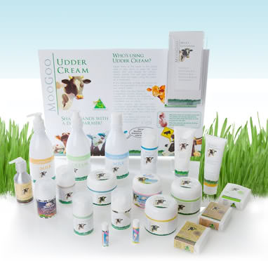 NEW MooGoo Natural Skin Care Range