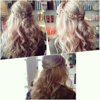 Festival Hairstyle Ideas