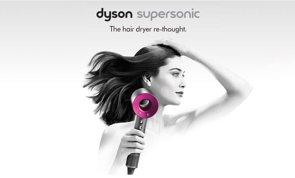 new dyson hairdryer dundee scotland