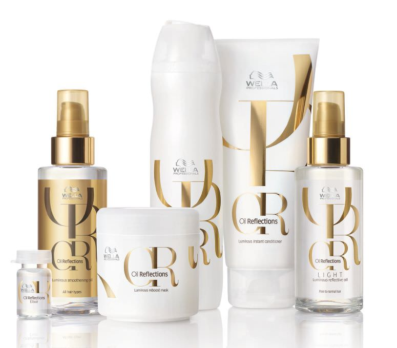 NEW Wella Oil Reflections for 2016
