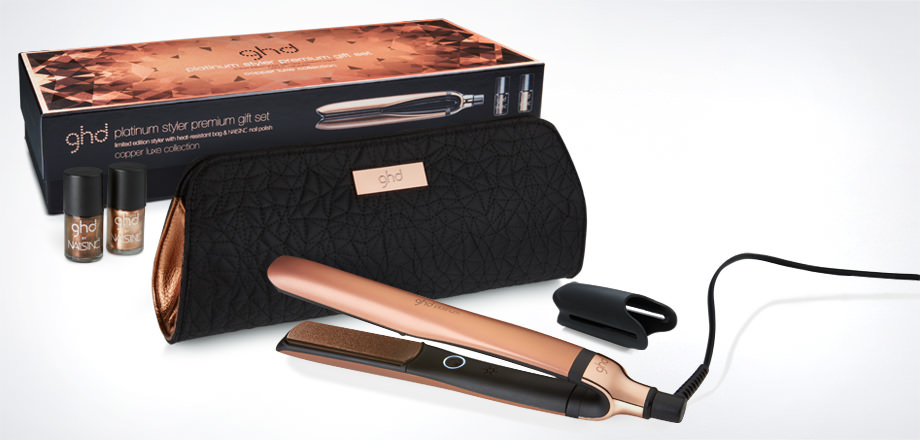 ghd copper luxe christmas 2016 dundee hair salon partners
