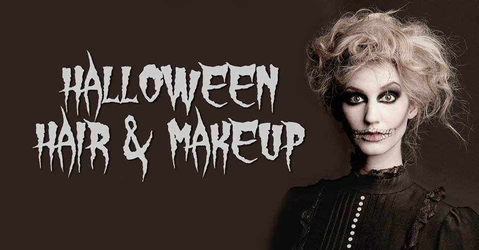 halloween hair and makeup offers dundee hair salon partners