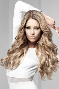 hair extensions, partners hair & beauty salon, dundee