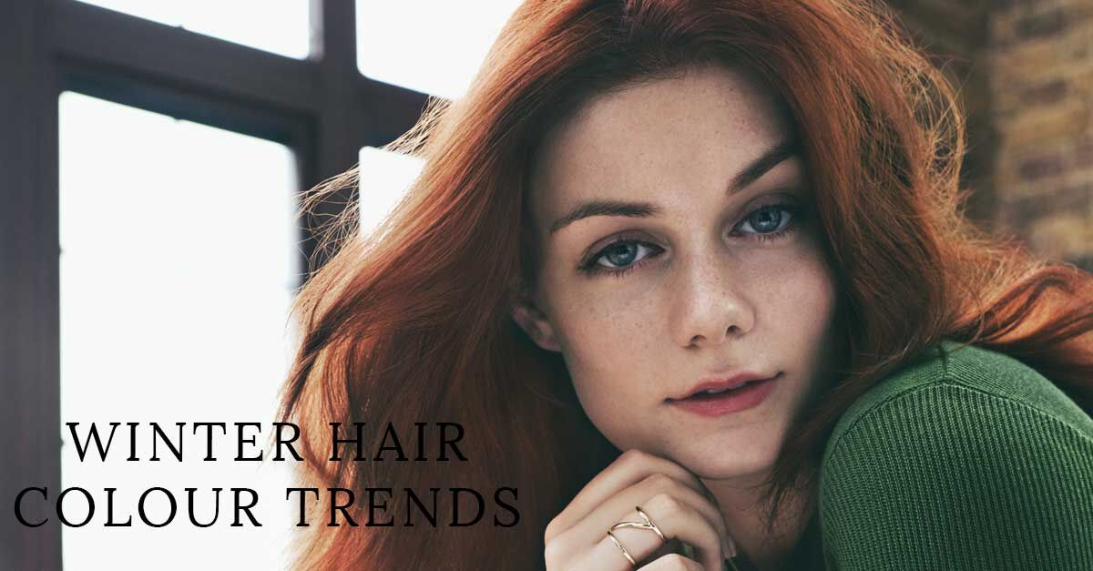 2017 Hair Colour Trends