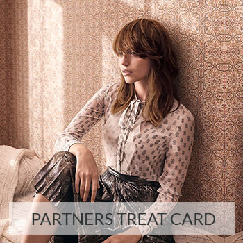 Partners Treat Card