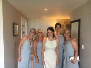 WEDDING HAIRSTYLES, home visits, bridal hair at Dundee hair & beauty salon