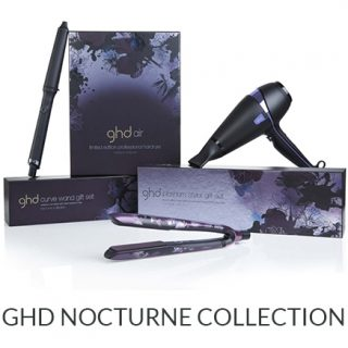 NEW ghd Nocturne Collection: Festive Exclusive