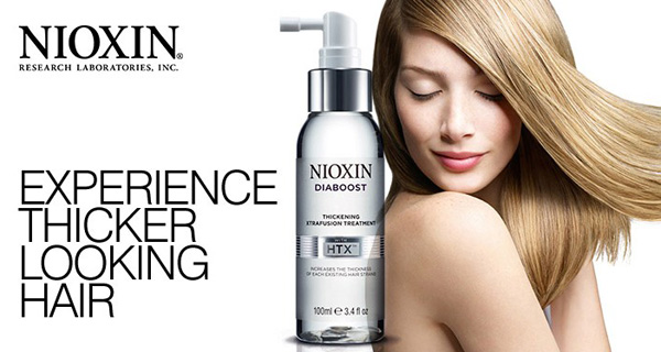 NIOXIN treatments for hair loss and thinning hair
