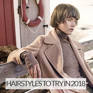 5 Hairstyles To Try In 2018