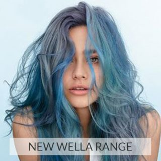 Introducing new hair colour range from Wella