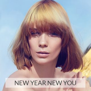 New Year Hair & Beauty Resolutions