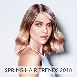 Spring Hair Trends 2018