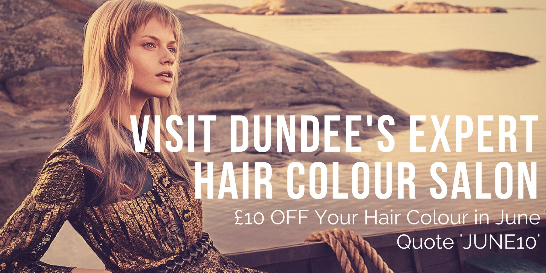 Get £10 OFF Your Hair Colour in June!