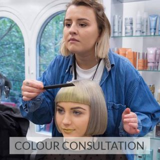 What Happens During My Hair Colour Consultation at Partners Beauty & Hair?
