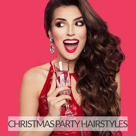 Party Hair Styles & Ideas