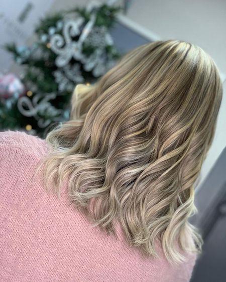 Balayage Hair Colour Expert Salon in Dundee