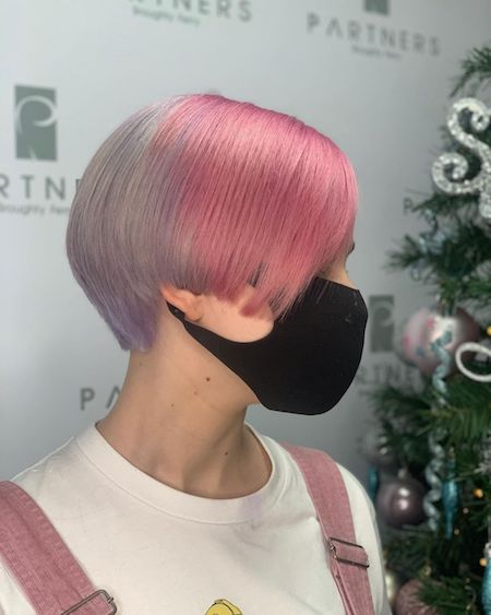 Fashion Hair Colours at Partners Broughty Ferry Salon