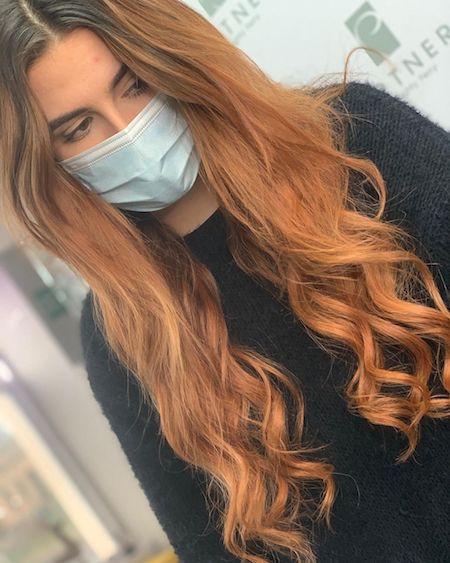 Copper Hair Colours Top Dundee Hair Salon