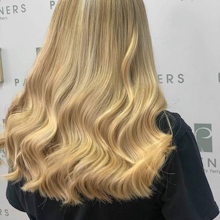 Hair Colour Experts in Dundee Partners Salon