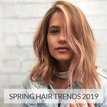 Spring Hair Trends 2019