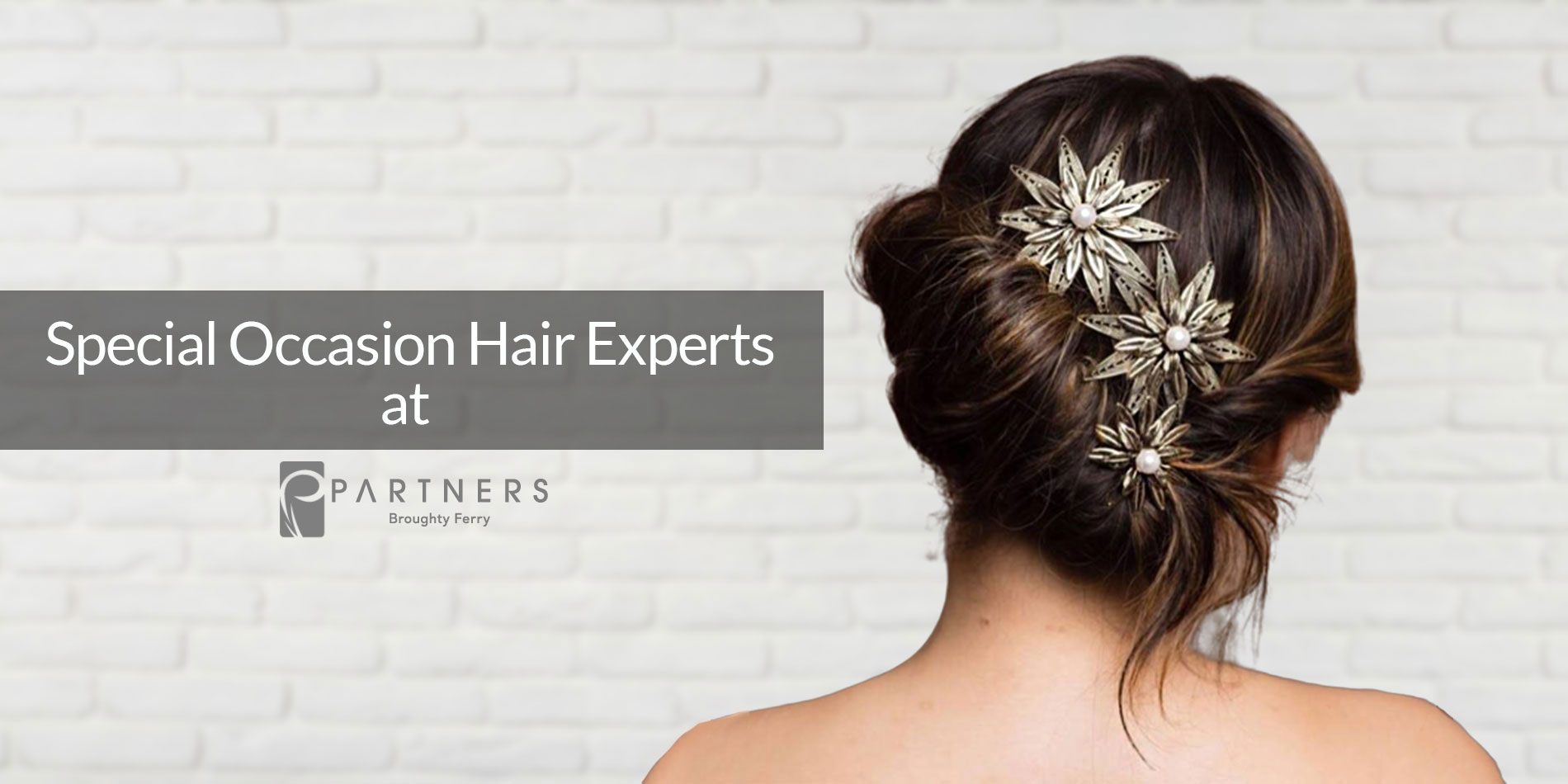 Special Occasion Hair Experts at partners
