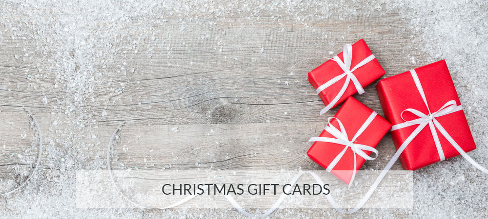 Christmas Gift Cards banner