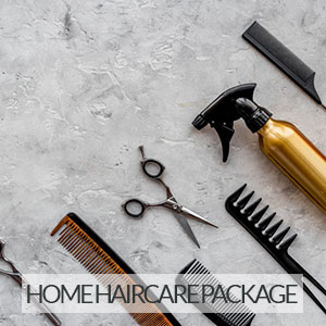 Home Haircare Packages