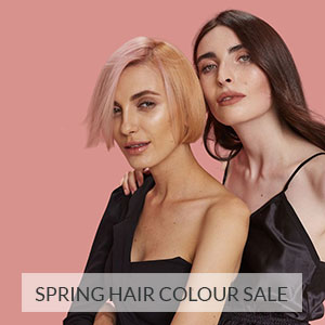 Spring Hair Colour Sale