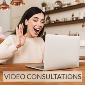 NEW Video Consultations Available
