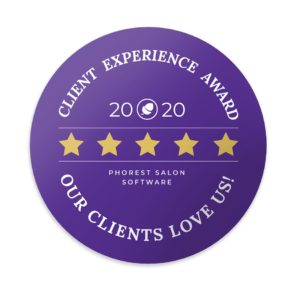 Phorest Client Experience Award