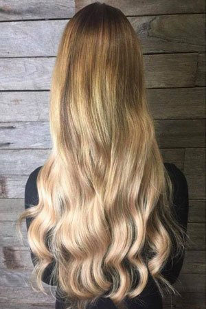 Great Lengths Hair Extensions at Partners Hair & Beauty Salon in Broughty Ferry, Dundee