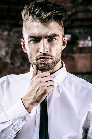 Top Men's Hair Cuts at Partners Hair Salon in Dundee