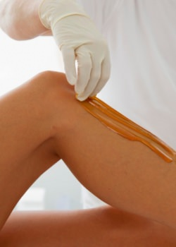 Waxing-treatment