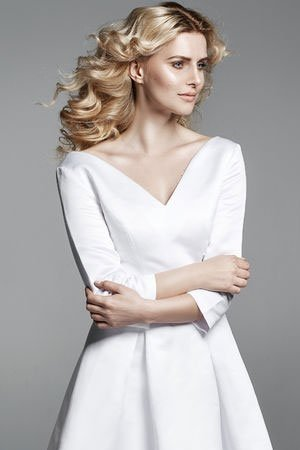 curly-bride