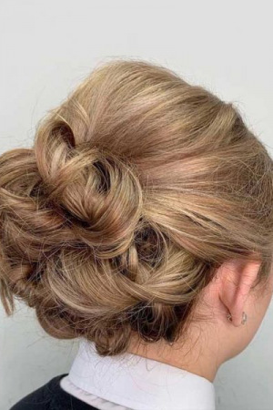 Partners Special Occassion Hair AT PARTNERS HAIR & BEAUTY SALON IN BROUGHTY FERRY, DUNDEE